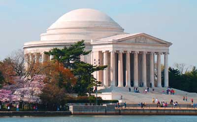 The Jefferson Monument