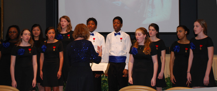 Bates Middle School Choir